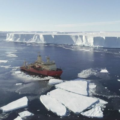 The Heart of Antarctica on the Verge of Collapse